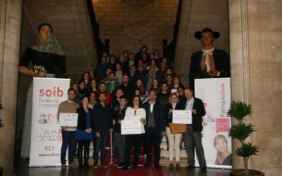 Gràcies als programes de Formació i Ocupació del SOIB, 30 alumnes-treballadors treballaran durant 9 mesos a l'Ajuntament de Palma