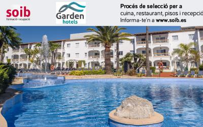 PROCESO DE SELECCIÓN PARA GARDEN HOTELS
