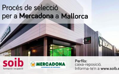 PROCESO DE SELECCIÓN PARA MERCADONA