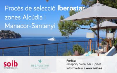 Selecció IBEROSTAR zones Alcúdia i Manacor-Santanyí