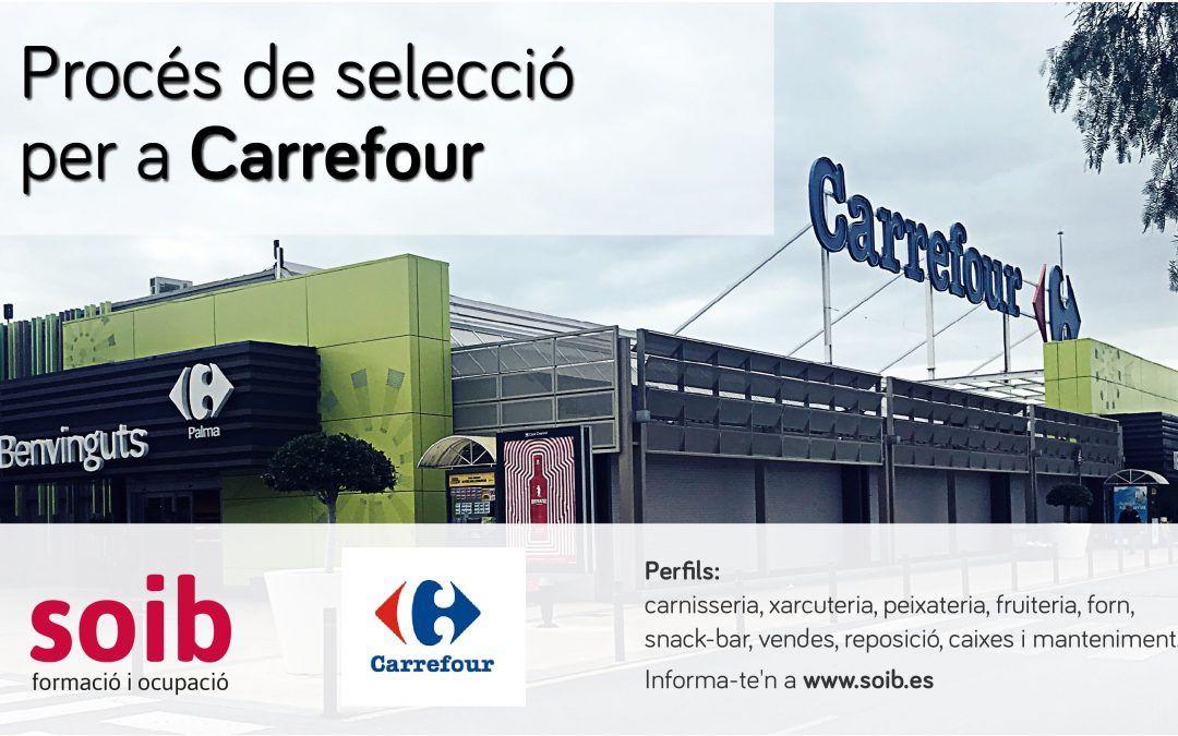 PROCÉS DE SELECCIÓ PER A CARREFOUR