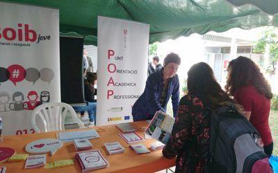El SOIB participa en la Feria de Formación Profesional organizada por el IES de Manacor