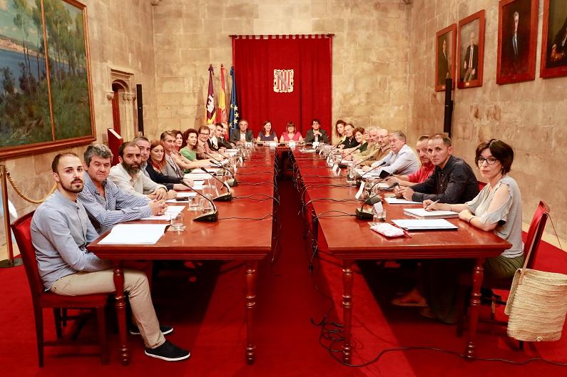 El Govern presenta el Pla Integral de Formació Professional, dotat amb 428 milions d'euros per arribar a 40.000 estudiants