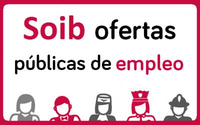 OFERTAS PÚBLICAS DE EMPLEO