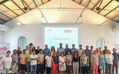 73 personas trabajarán en el Ayuntamiento de Palma gracias al programa SOIB VISIBLES 2018
