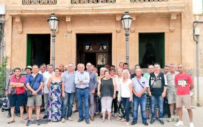 Benvinguda els participants del programa de SOIB VISIBLES de l'Ajuntament de Llucmajor