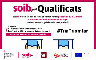 SOIB Jove Qualificats Entitats Locals.