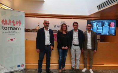 El conseller Negueruela presenta en Menorca el Plan de retorno del talento de las Illes Balears