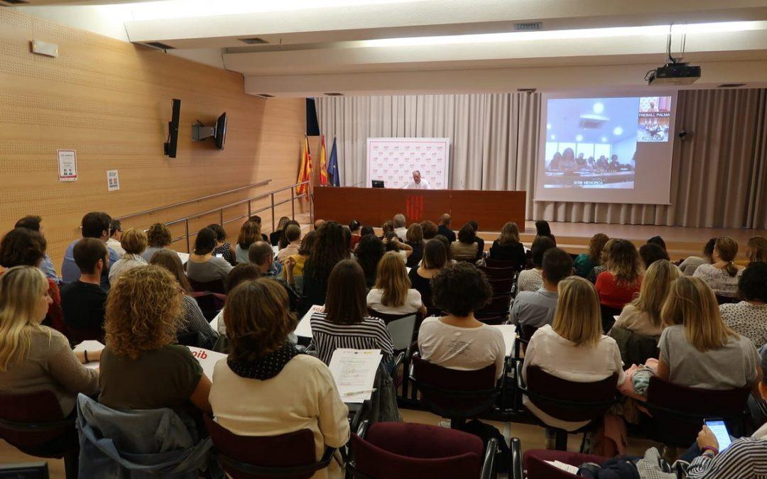 """El SOIB organitza la jornada """"Junts pel futur dels joves"""" per impulsar l'intercanvi de bones pràctiques en el programa de Garantia Juvenil"""