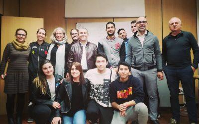 16 alumnes–treballadors del programa SOIB Dual Sectors Estratègics comencen la feina a diverses empreses d'Inca