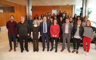 Armengol destaca la contratación de 155 ibicencos e ibicencas con el SOIB Joven