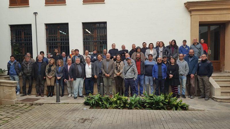 43 treballadors de més de 35 anys s'incorporen al Consell de Mallorca i a l'IMAS a través del programa SOIB Visibles 2018
