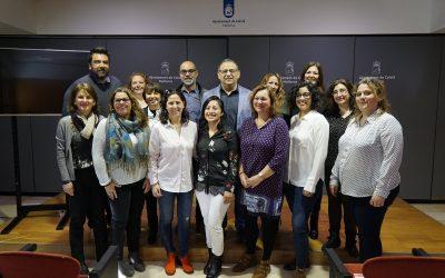 Clausura del programa INFOVERD de SOIB 30 Formación y Ocupación que ha contratado a 16 personas de Calvià