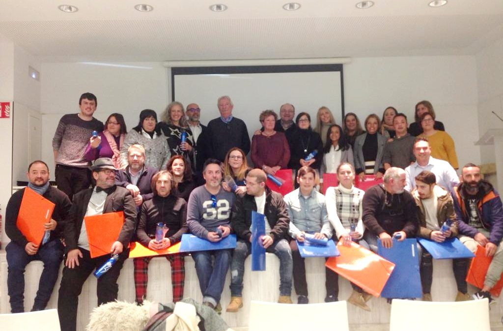 Finalizan dos programas de SOIB 30 Formación y Ocupación en Inca