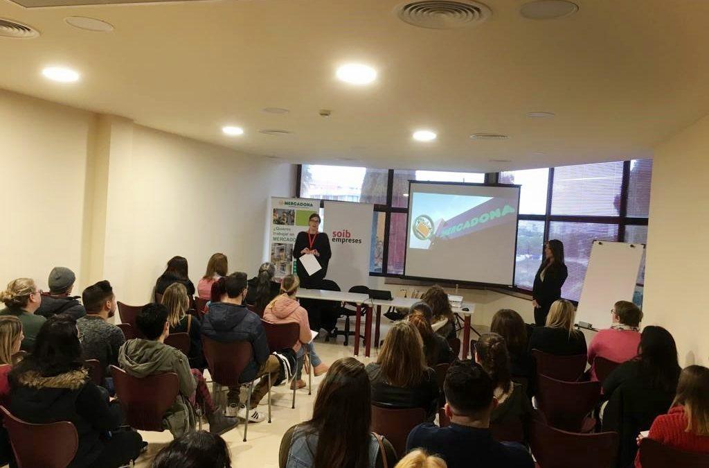 Entrevistadas 40 personas en el job day de Mercadona para cubrir 15 puestos en Capdepera y Sant Llorenç des Cardassar