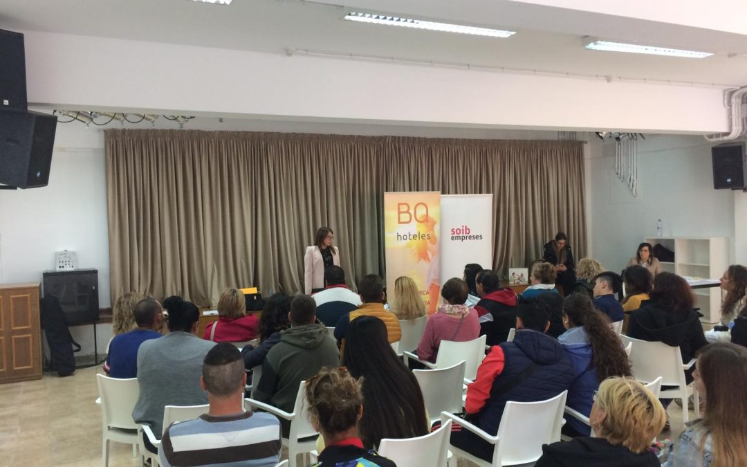 128 candidats opten als llocs de treball per a BQ HOTELS de Muro i Santa Margalida
