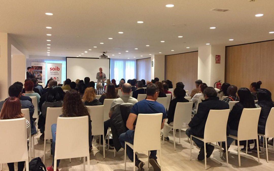 122 entrevistas en el job day de Meliá Hotels en Calvià