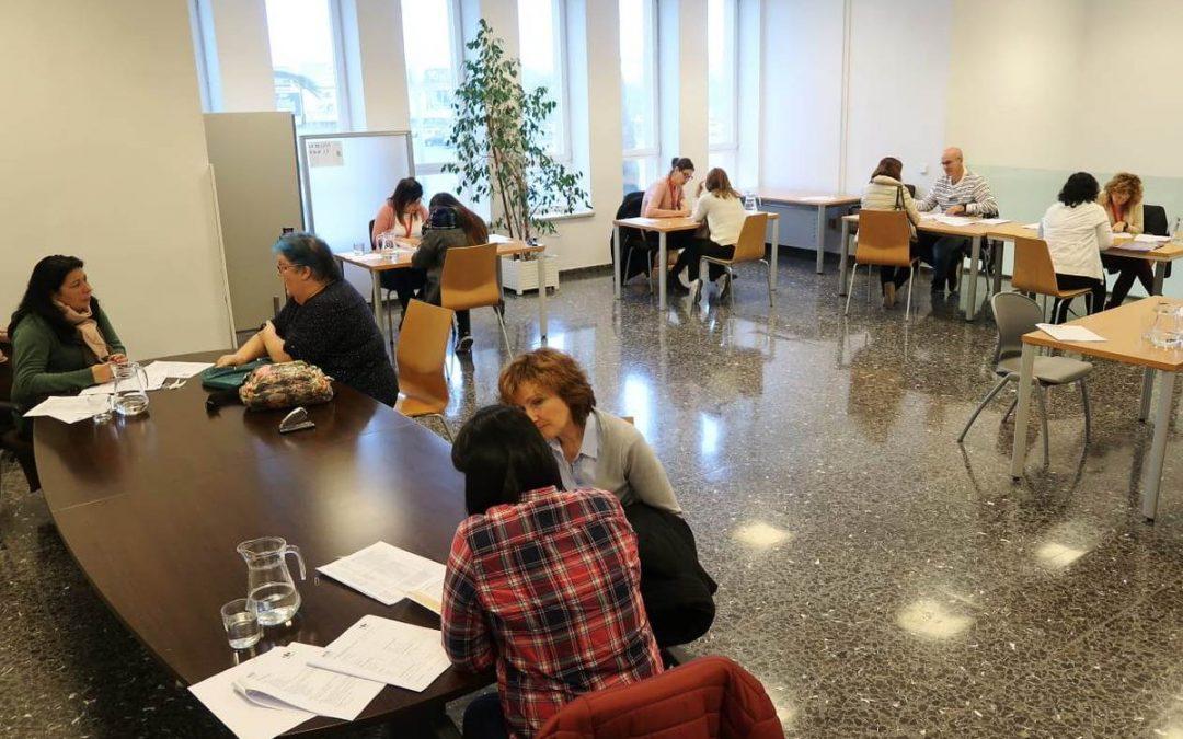 Més de 170 candidats entrevistats en els 2 job days de Carrefour