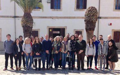 """Bienvenida a los alumnos del programa SOIB DUAL Sectores Estratégicos """"Inca Goodyear"""""""