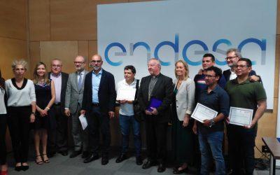 El SOIB participa en la entrega de los diplomas del curso de Electricidad y Domótica de la Fundación Endesa y Cáritas Mallorca