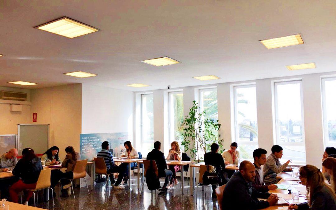 El SOIB entrevista a 159 candidatos en el cuarto job day de EROSKI