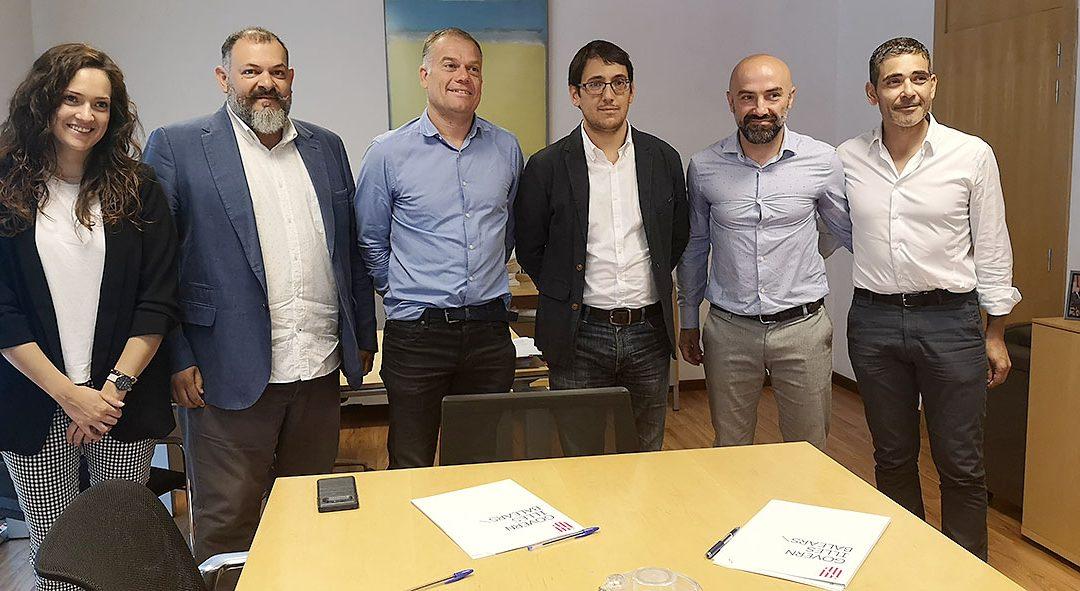 Treball signa un conveni amb CETEBAL per a la millora de la formació i la inserció laboral dels treballadors del sector de la fusta