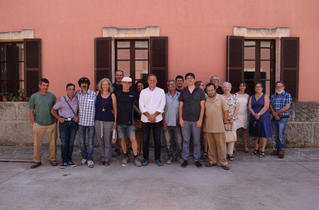 16 treballadors del programa SOIB VISIBLES finalitzen contracte a l'Ajuntament d'Inca