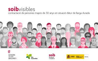 Programa SOIB Visibles 2019. Ja pots consultar les ofertes!