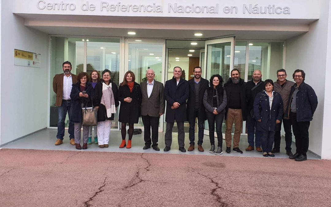 Constituït el Consell Social del Centre de Referència Nacional en Nàutica Centre de la Mar