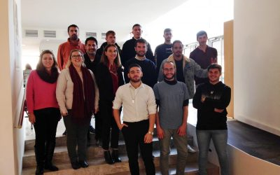 10 alumnes-treballadors de Bosc Major III del Programa SOIB Jove Formació i Ocupació finalitzen contracte a l'Ajuntament de Llucmajor