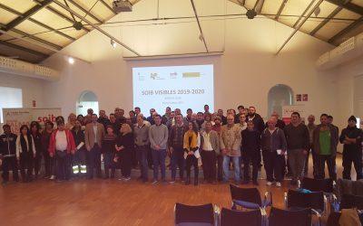 81 persones han començat a fer feina a l'Ajuntament de Palma gràcies al programa d'inserció laboral SOIB Visibles 2019-2020