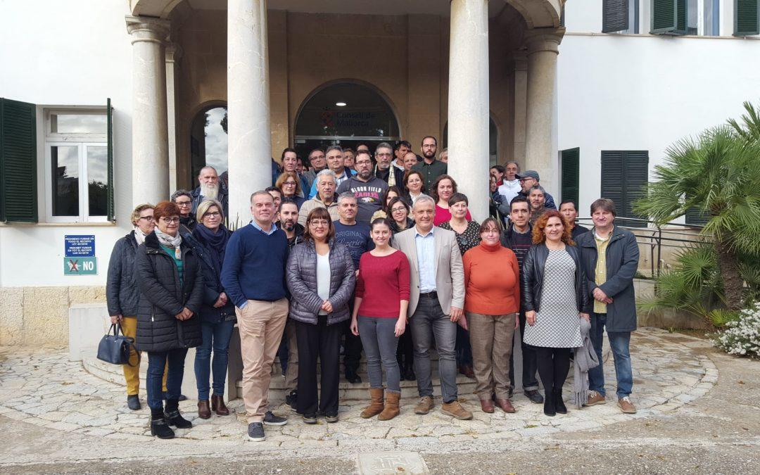 52 treballadors s'incorporen al Consell de Mallorca i a l'IMAS gràcies al programa SOIB Visibles 2019-2020