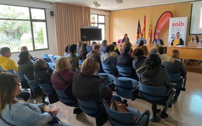 El SOIB entrevista 32 candidats en eljob day d'EROSKI per a Eivissa