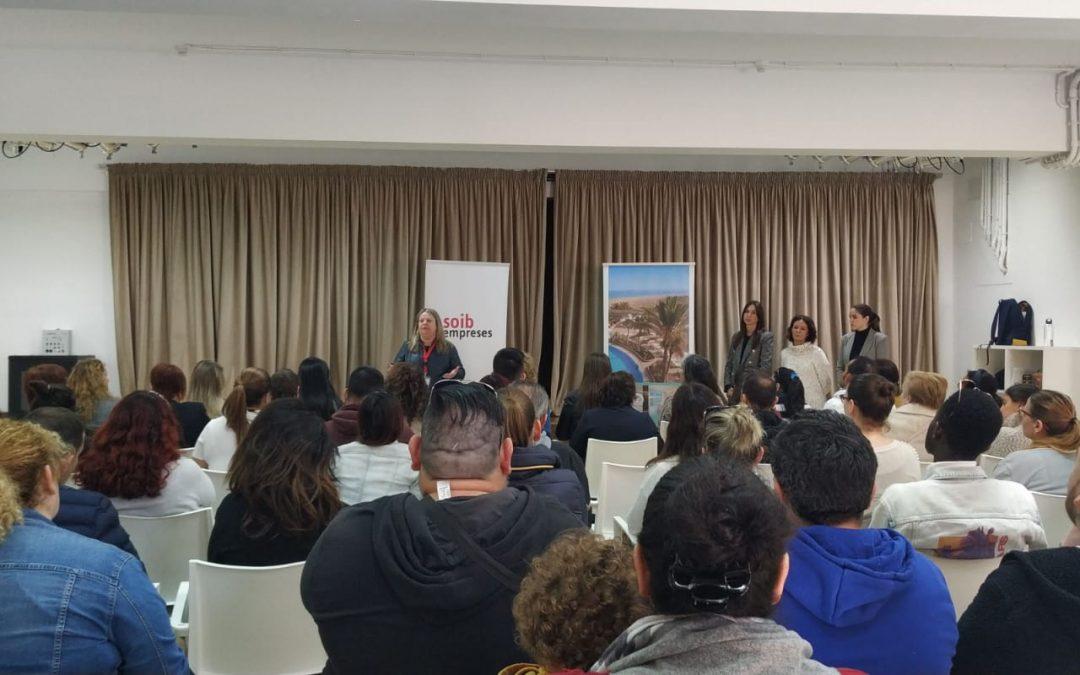 140 persones entrevistades en el tercer job day d'Iberostar per als hotels d'Alcúdia i Muro