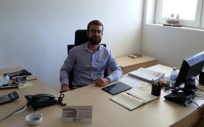Carlos García Petrus ha sido designado como nuevo director del Centro del Mar de Maó en sustitución de José María Cardona