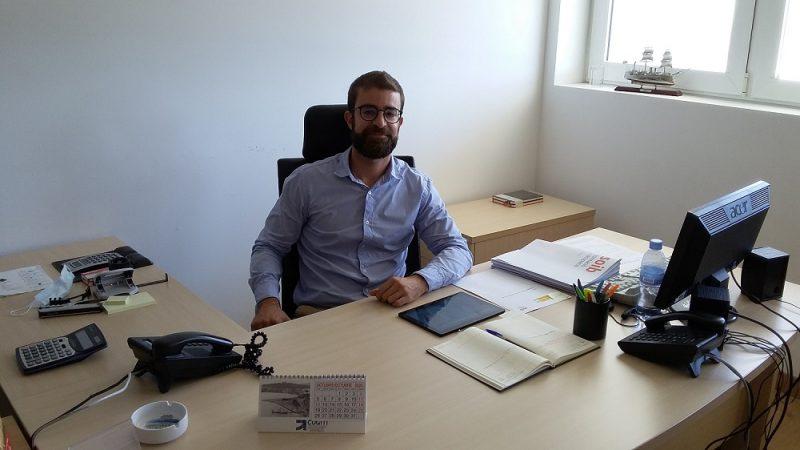 Carlos García Petrus ha estat designat com a nou director del Centre de la Mar de Maó en substitució de José Maria Cardona