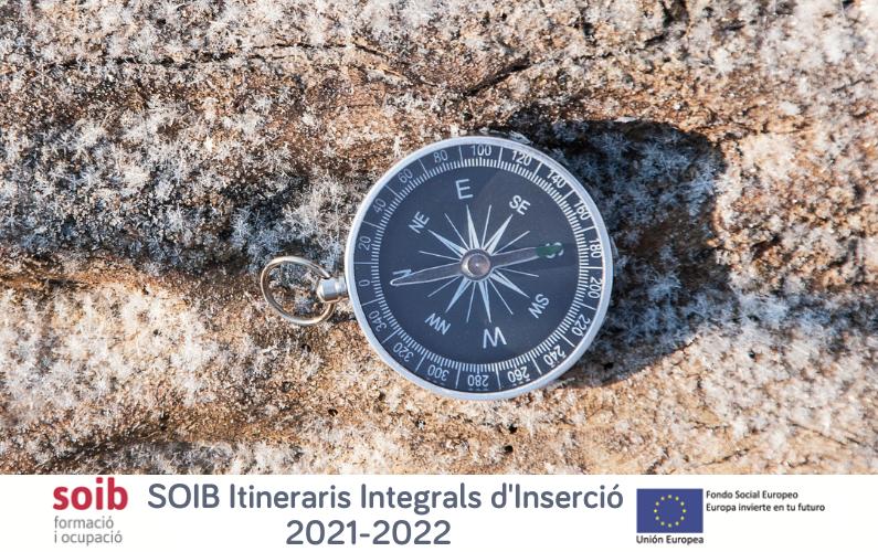 Publicada la convocatòria de subvencions SOIB Itineraris Integrals d'Inserció per als exercicis 2021-2022