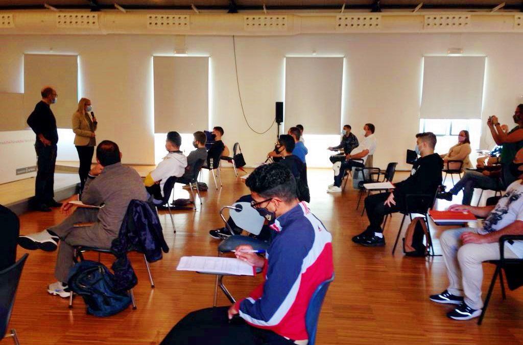 50 persones treballaran durant 12 mesos a l'Ajuntament de Palma gràcies als programes mixts de Formació i Ocupació del SOIB