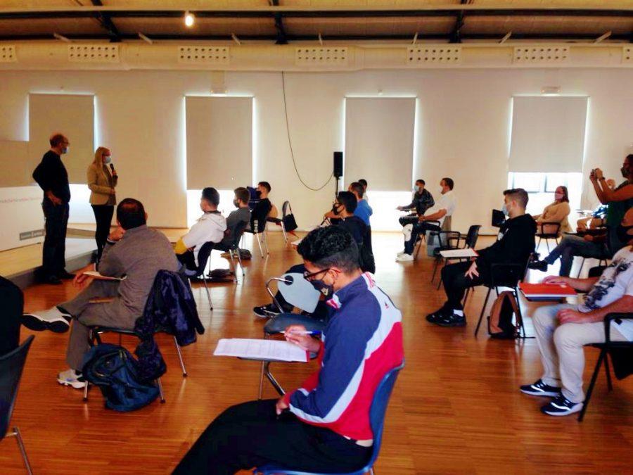 acte presentació projectes mixts SOIB FORMACIO I OCUPACIO de PalmaActiva