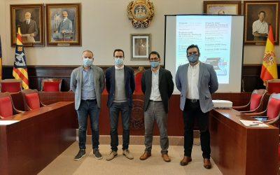 El SOIB i l'Ajuntament de Maó impulsen polítiques d'ocupació que permeten la contractació de 143 persones al municipi