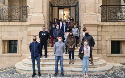 30 persones treballaran durant quatre mesos a l'Ajuntament de Maó en el segon torn del programa SOIB Reactiva
