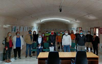 Doce personas del segundo turno de SOIB Reactiva 2020 han empezado a trabajar en el Ayuntamiento de Andratx
