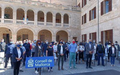 Bienvenida a las 250 personas que trabajarán en el Consell de Mallorca en el segundo turno de SOIB Reactiva 2020