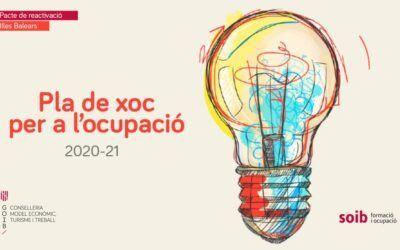 El Govern destina més de 12 milions d'euros per a la nova convocatòria de subvencions SOIB Reactiva 2021