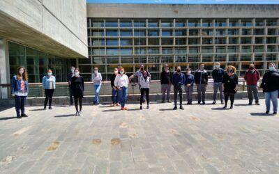 El Consell Insular de Menorca incorpora un nuevo grupo de 25 personas del programa SOIB Reactiva 2020