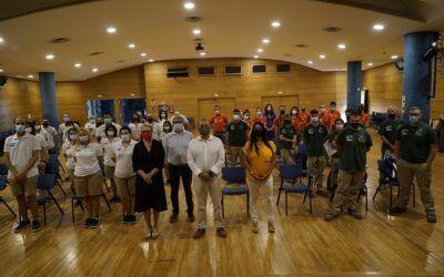 El SOIB el Ayuntamiento de Calviá se despiden de 40 participantes en los programas SOIB 30 y SOIB Jove Formación y Ocupación