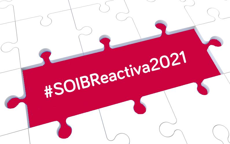 En marxa una nova convocatòria del programa SOIB Reactiva 2021 amb contractes de sis mesos per a persones desocupades