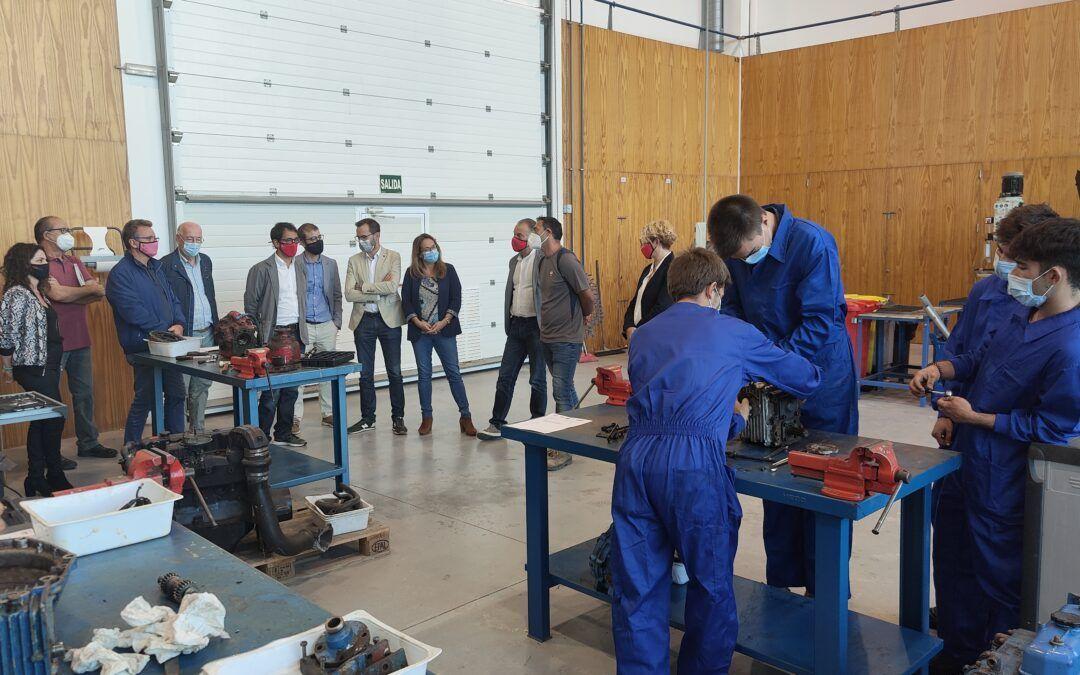 El Centre de la Mar del SOIB ofrece formación para el empleo para más de 200 alumnos en el curso 2021-2022