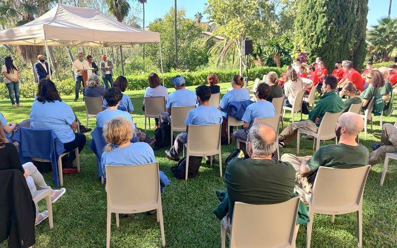 36 personas trabajarán durante 12 meses en el Ayuntamiento de Calvià gracias a los programas mixtos SOIB Formación y Empleo