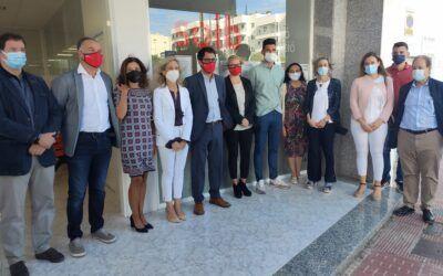 El conseller Negueruela visita la nova oficina del SOIB /SEPE a Santa Eulària des Riu que dóna cobertura a més 5.000 usuaris